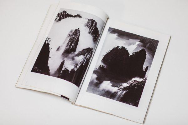 kyoto journal issue 25 sacred mountains of asia huangshan wang wusheng photography monochrome