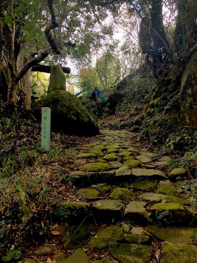 kumano-kodo-ishidatatami-stone-trail