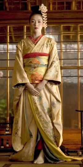 Memoirs of a Geisha - Kyoto Journal