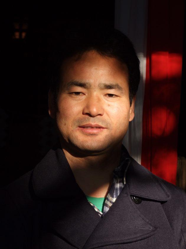 Kalsang Dorjee - Tibetan refugee in Japan