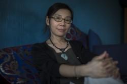 Karen Ma Excess Baggage Portrait