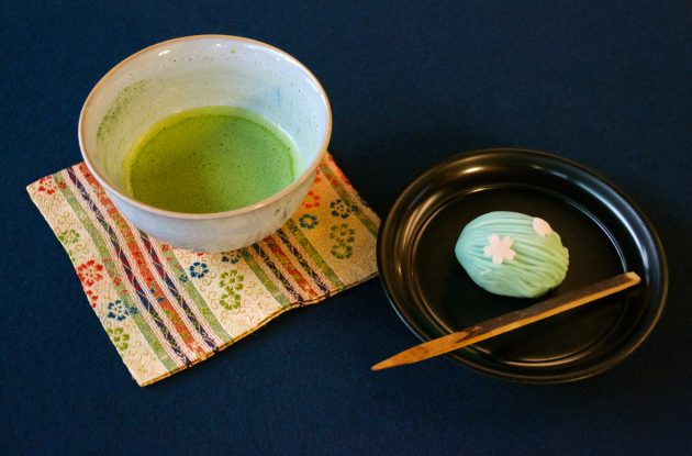 Matcha Green Tea