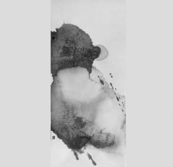 featured image Christine Flint Sato ink sumi Japanese painting Kyoto Journal