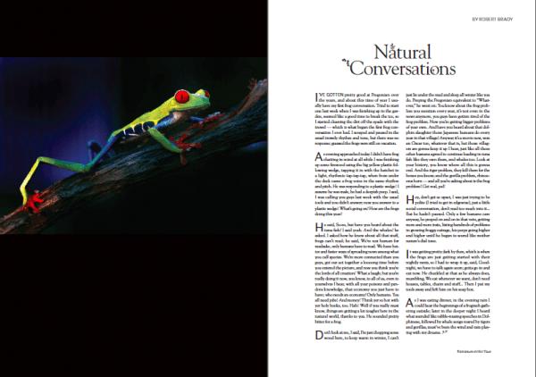 Kyoto Journal Biodiversity - Frog