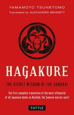 Hagakure tuttle samurai wisdom book review