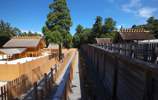 Ise Shrine Shikinen Sengu