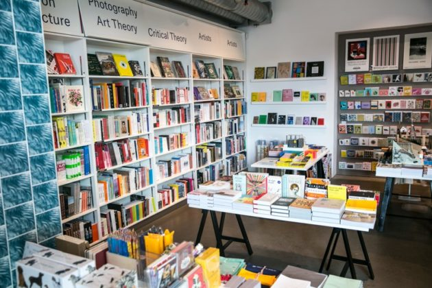 Arnolfini bookstore small buildings of kyoto bristol
