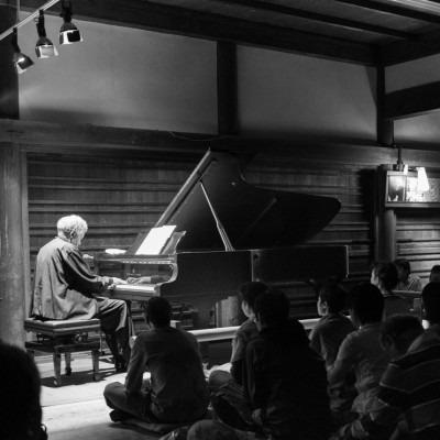 Abdullah Ibrahim Kyoto Japan performance 02