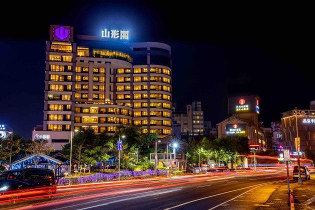 hotel yamagatakaku spa onsen taiwan hot spring jiaoxi