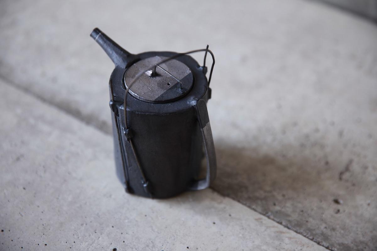 Wu wei-cheng teapot