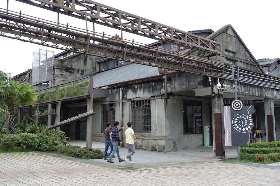 factory Taiwan Taichung