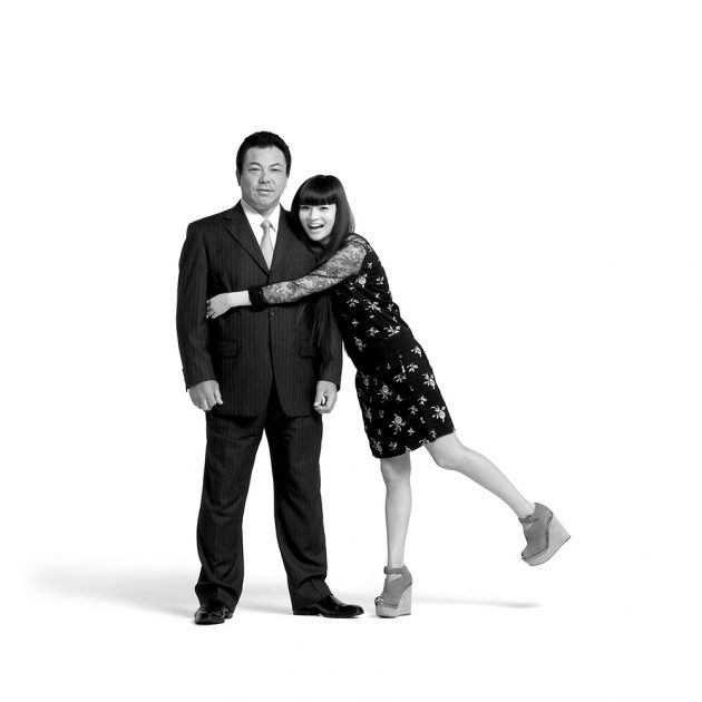 Chiyonofuji_oyako
