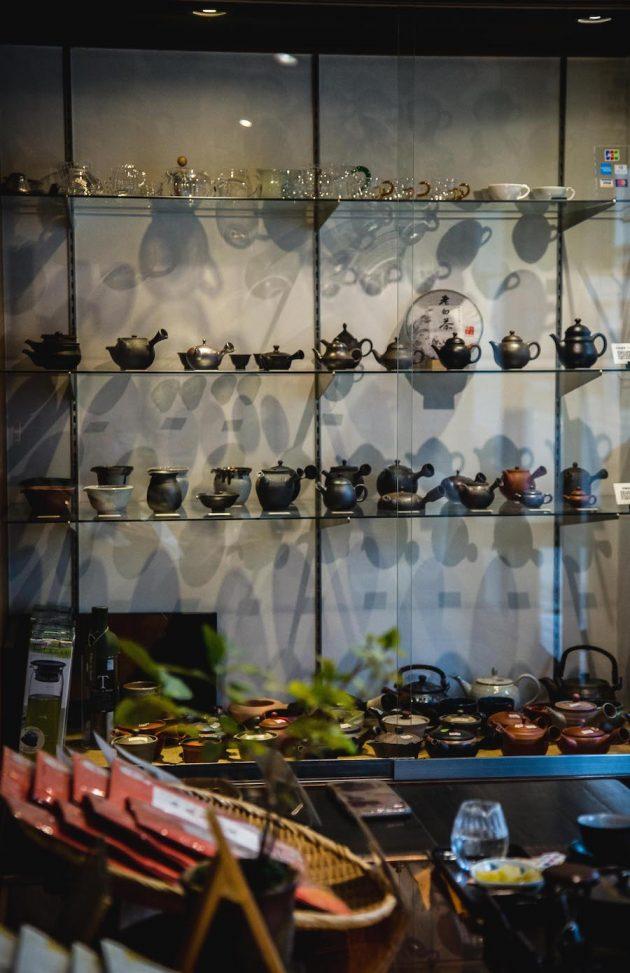 Nakagawa Seiseido Teapots Shiga Japan Otsu