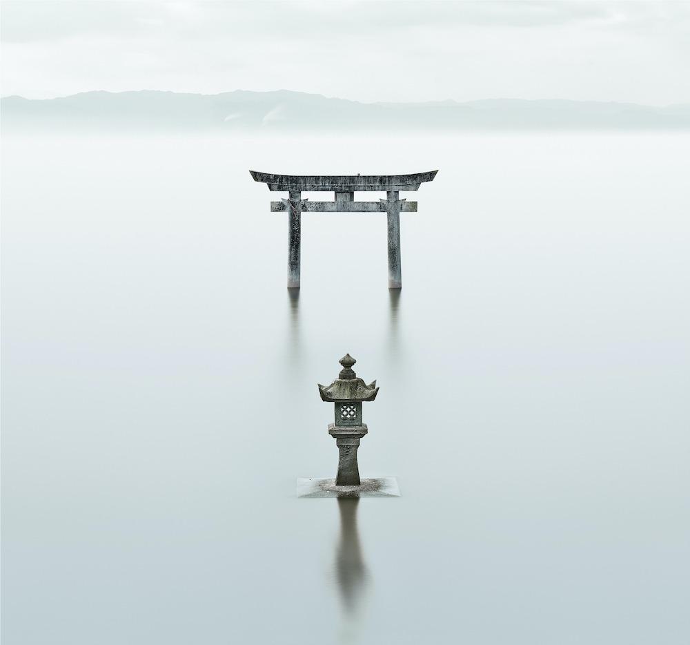 Harmony Loscar Numael Japan shrine Shiga Lake Biwa